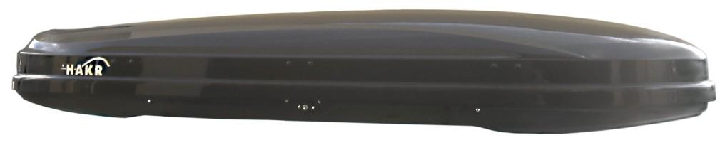 Střešní box HAKR Magic Line 450 černá lesk