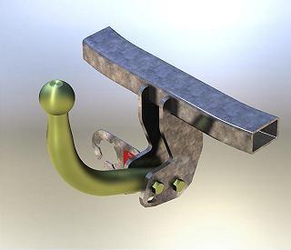 Tažné zařízení Citroen Jumper 06-