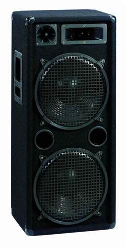 Omnitronic DX-2222 reprobox