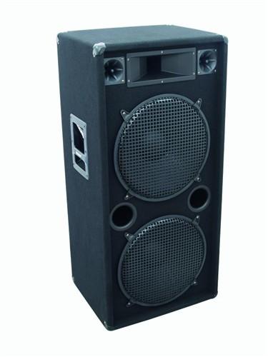 Omnitronic DX-2522 reprobox