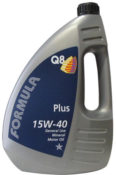Motorový olej Q8 Formula Plus 15W-40 4L