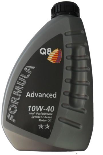 Motorový olej Q8 Formula Advanced 10W-40 1L