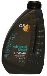 Motorový olej Q8 Formula Advanced Diesel10W-40 1L
