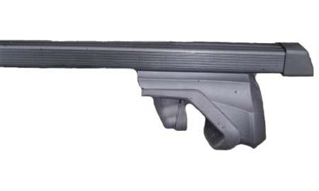 Střešní nosič pro Škoda Fabia s podélníky zamykatelný