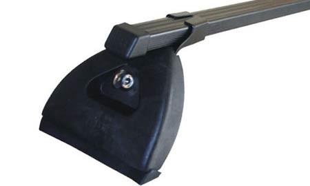 Střešní nosič pro Škoda Fabia II FE pod dveře
