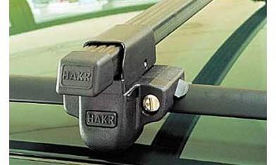 Střešní nosič pro Škoda Octávia s podélníky zamykatelný