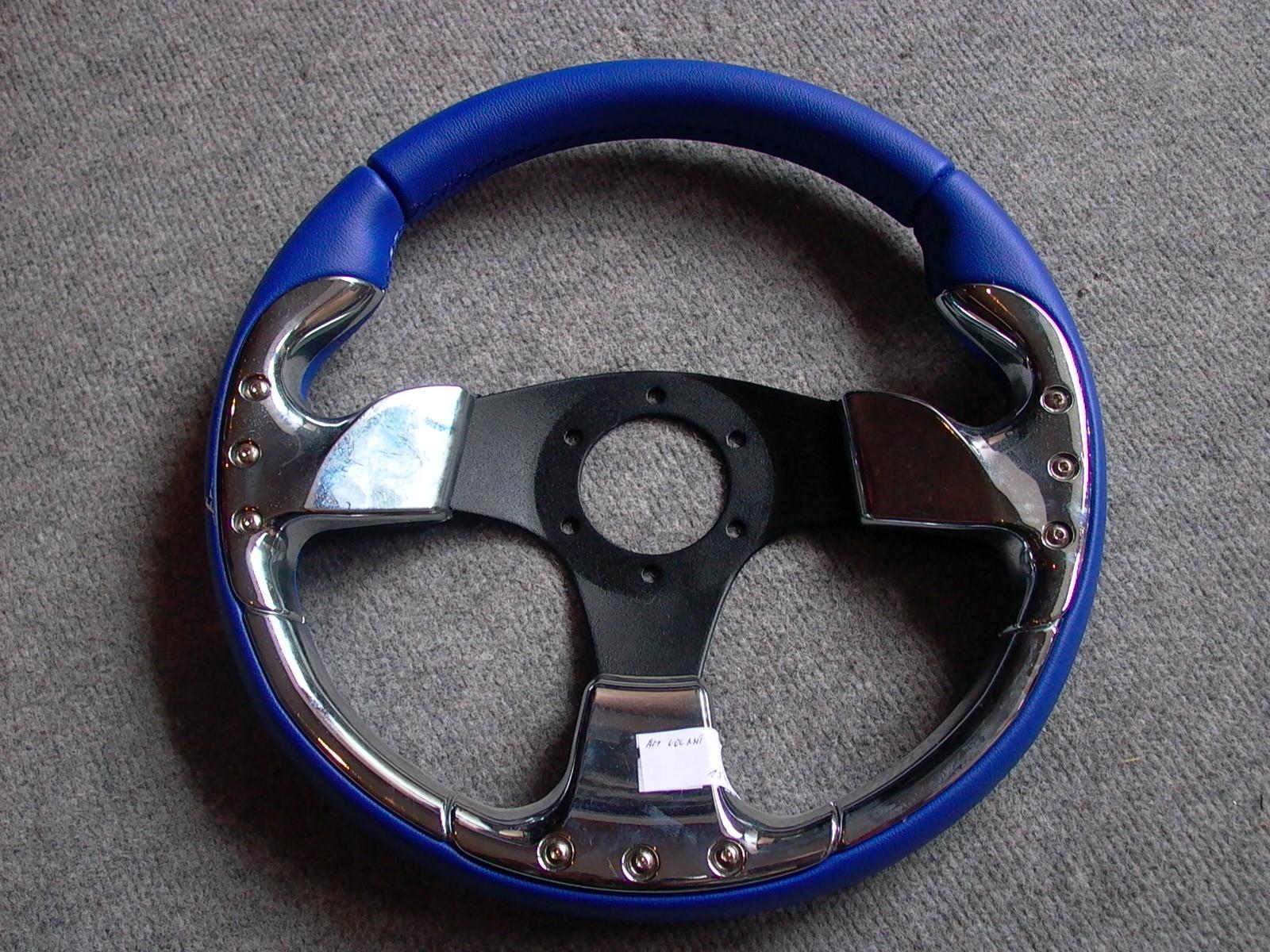 Sportovní volant SIK1