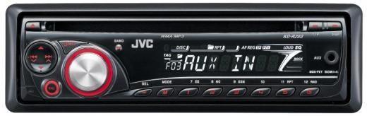 Autorádio JVC KD-R203