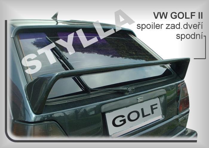 Křídlo VW Golf II 83-91 WB8L
