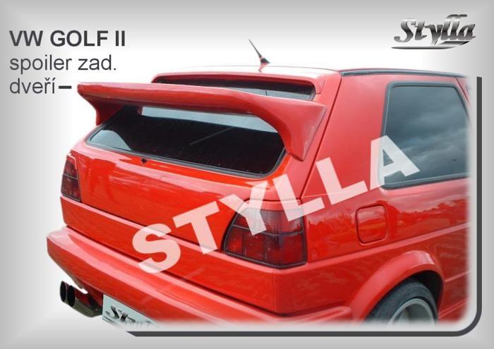 Křídlo VW Golf II 83-91 WB5L Sport GFL