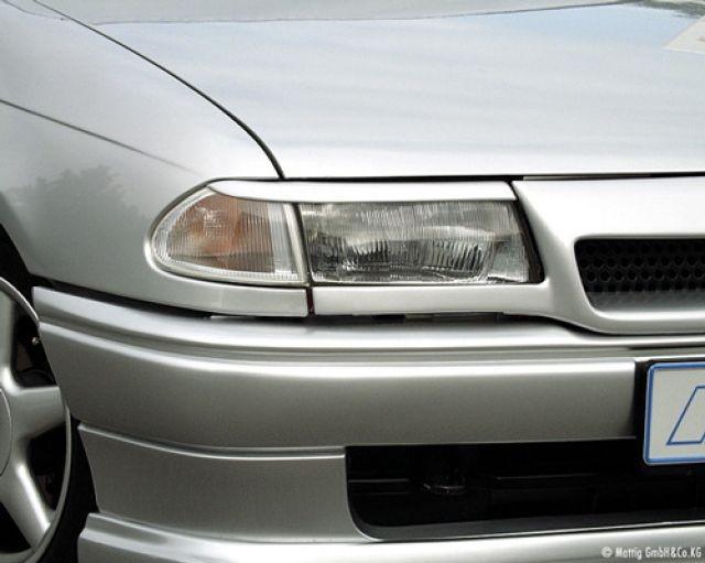 Kryty světel (mračítka) Opel Astra F,Mattig