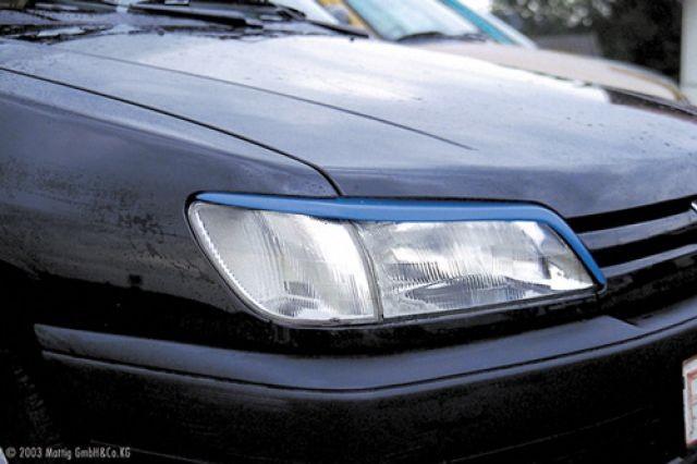 Kryty světel (mračítka) Peugeot 306,Mattig
