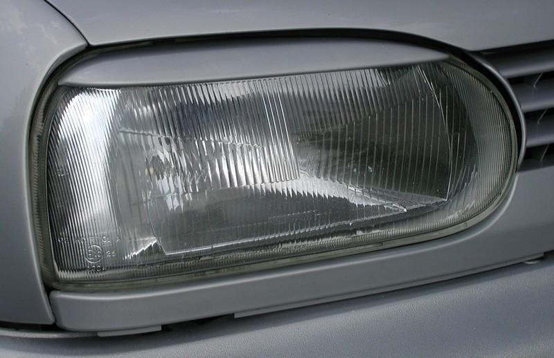 Kryty světel (mračítka) VW Golf 3